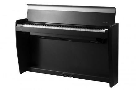 Цифровое пианино Dexibell VIVO H7 BK: фото